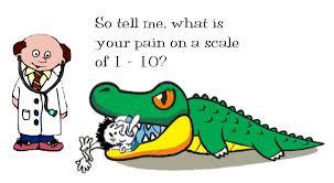 PAIN SCALE CROC