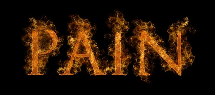 PAIN BANNER
