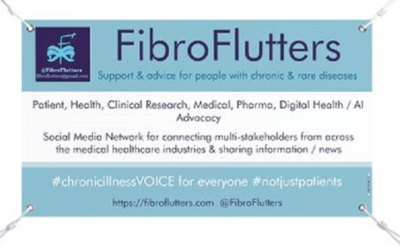 FibroFlutters are proud to be actively supporting the work of AIMed Embracing #AI in #Healthcare #Medicine.