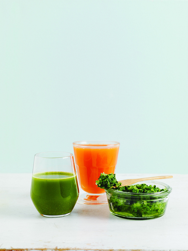 Natural Treatment For Uterine Fibroids Through Juicing