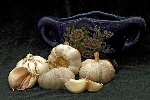 garlic for fibroids