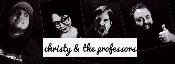 christy & the professors