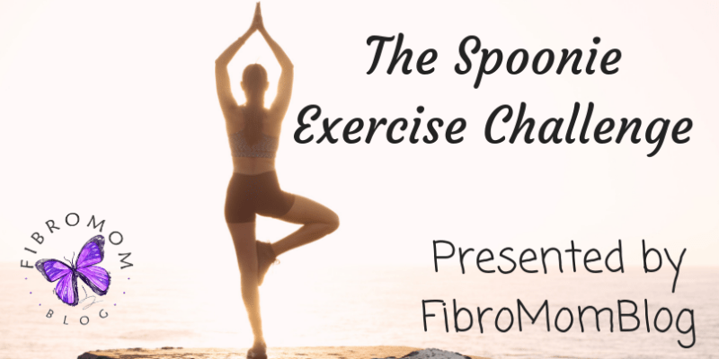 The Spoonie Exercise Challenge