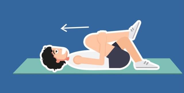 fibromyalgia exercise stretch