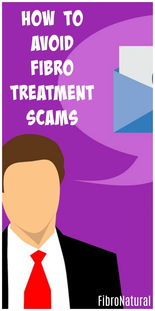 How to avoid fibromyalgia treatment scams