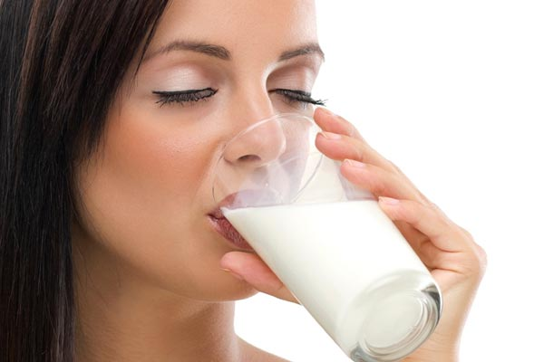 Milk problem for those suffering from fibromyalgia