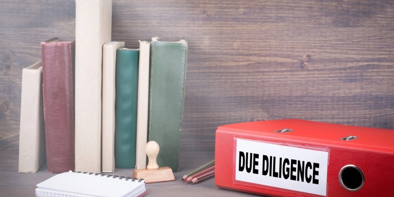 Why Due Diligence in Important
