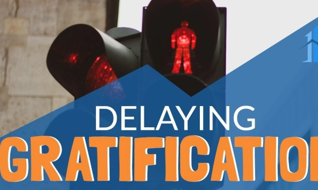 Why delayed gratification is essential to a successful FI journey