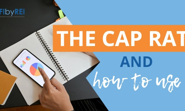 What is a Cap Rate in Real Estate Investing
