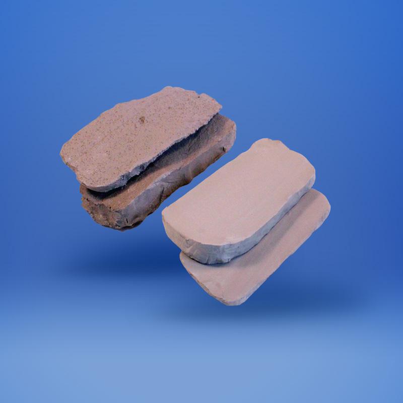 Pasta Cerâmica Crua