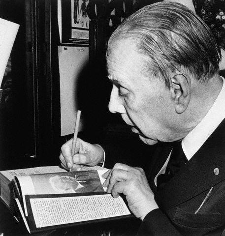 Ficciones en OMR: Jorge Luis Borges (5/6)