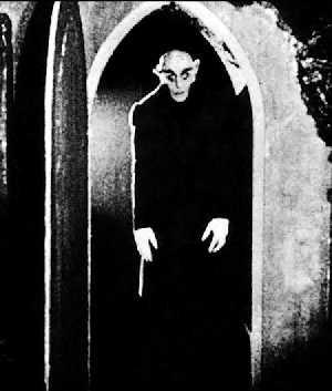 Ficciones en OMR: el Vampiro