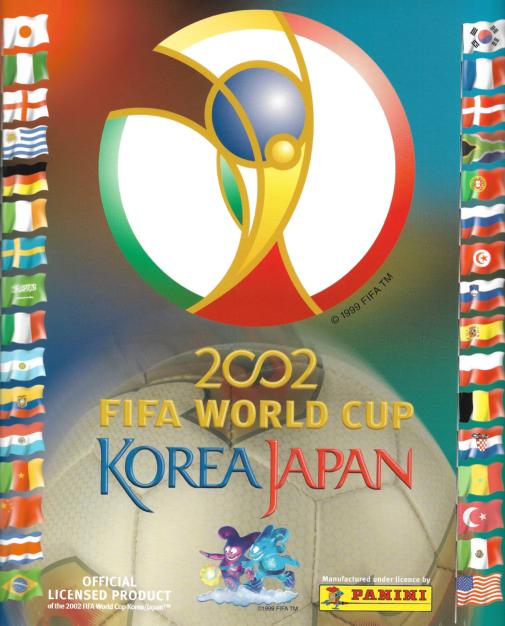 2002 World Cup Korea/Japan