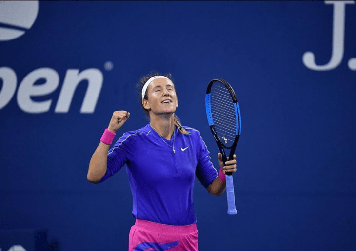 Azarenka US Open 2020: Cuarto de Final