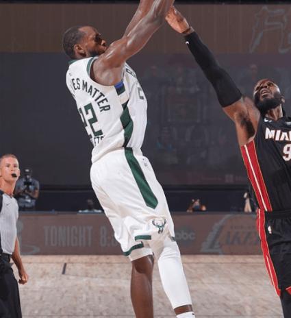 Bucks NBA Playoffs: 06/09/20