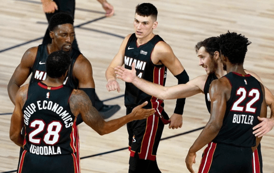 Heat NBA Playoffs: 08/09/20