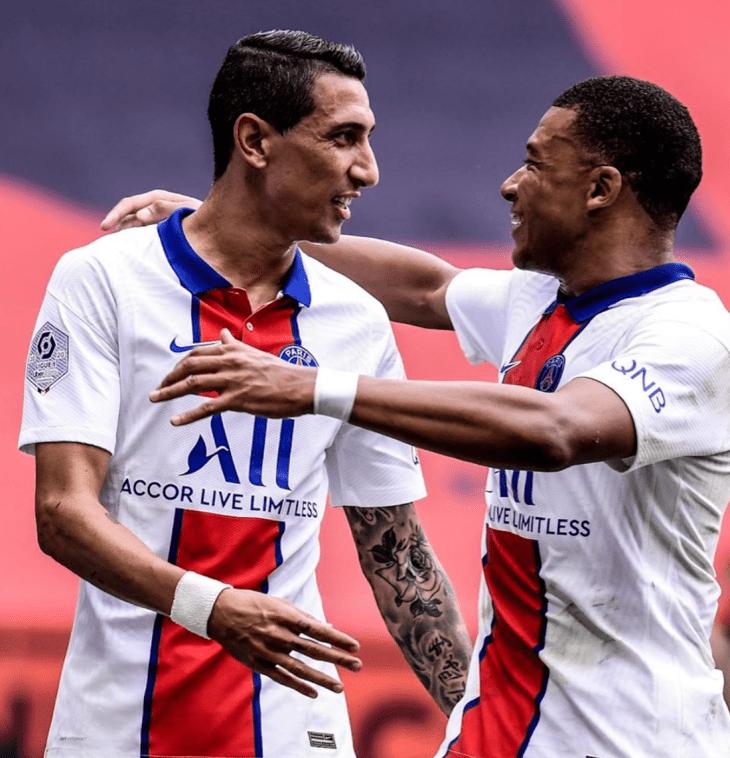 PSG Ligue 1 Uber Eats: Jornada 4