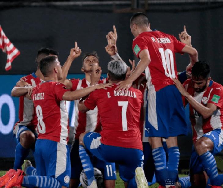 Paraguay Eliminatorias Sudamericanas: Jornada 1