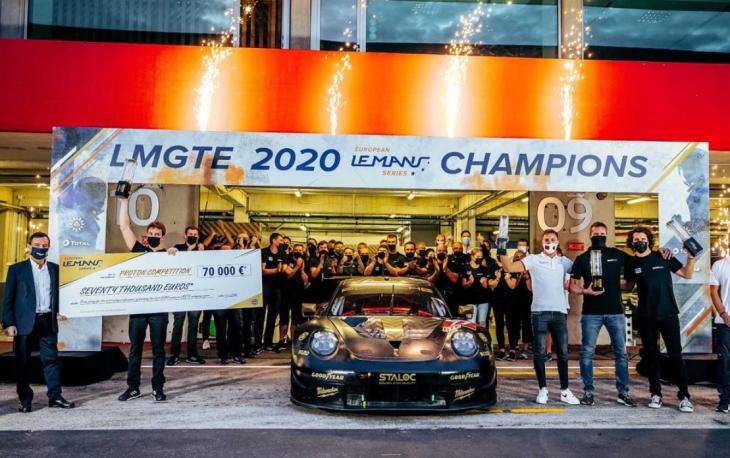 Proton European Le Mans Series 2020: 4 Horas de Portimao