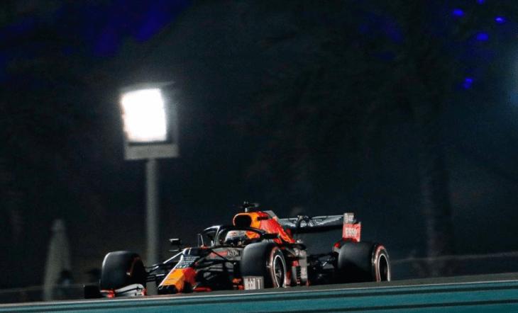 Verstappen Clasificación: Gran Premio de Abu Dabi
