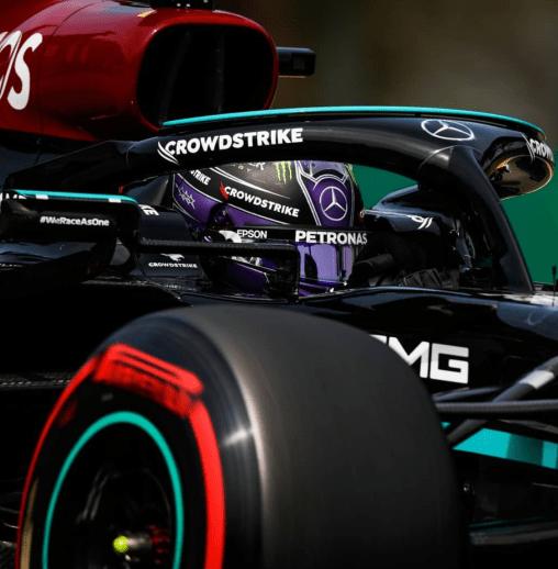 Hamilton Clasificación: Gran Premio de Emilia-Romaña