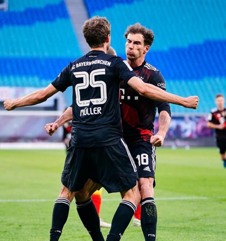 Bayern Munich Bundesliga 2020-2021: Jornada 27