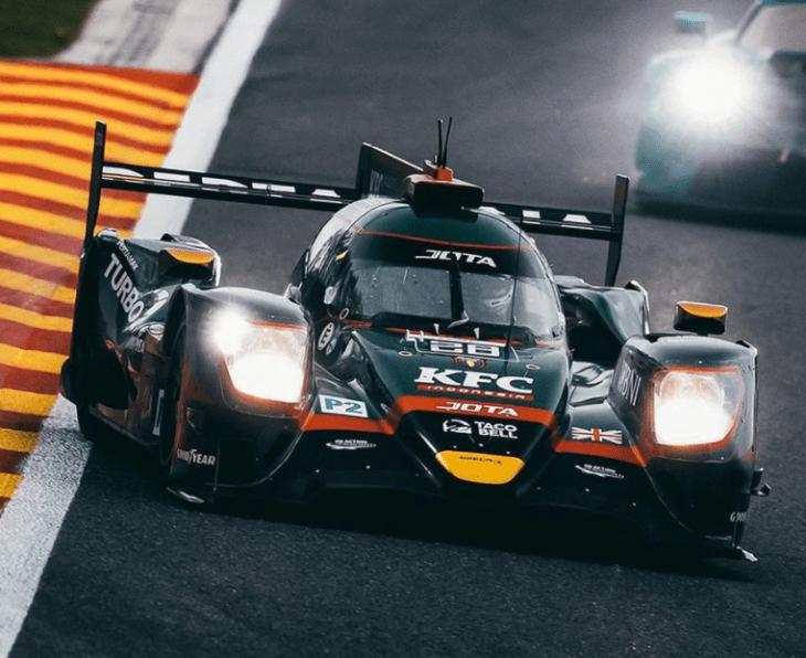Jota FIA WEC: 6 Horas de Spa-Francorchamps