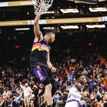 Suns NBA Playoffs: 23/05/21