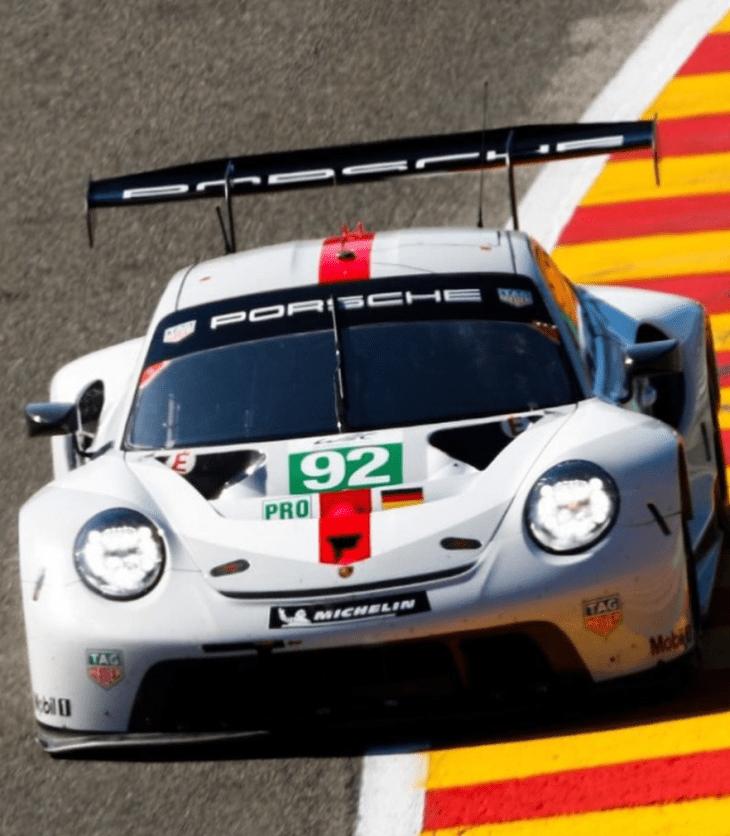 Porsche FIA WEC: 6 Horas de Spa-Francorchamps