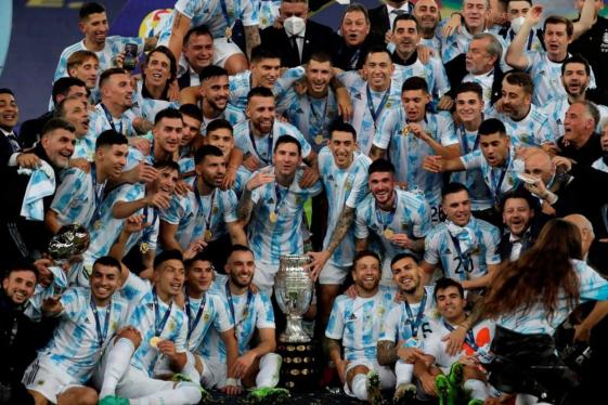 Argentina Copa América 2021: Final