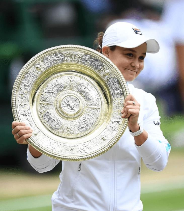 Barty Wimbledon 2021: Final WTA