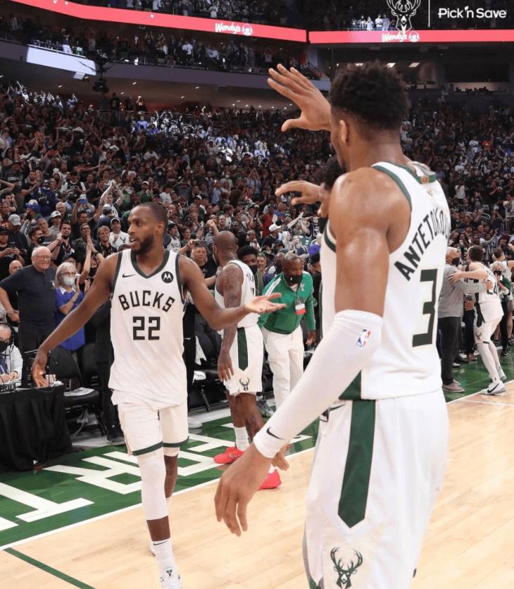 Finales NBA 2021: Juego 4 Bucks
