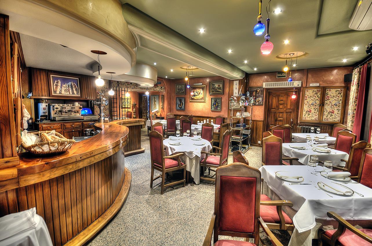 Restaurante El Torreon De Tordesillas En Tordesillas
