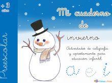 actividades del invierno para preescolar