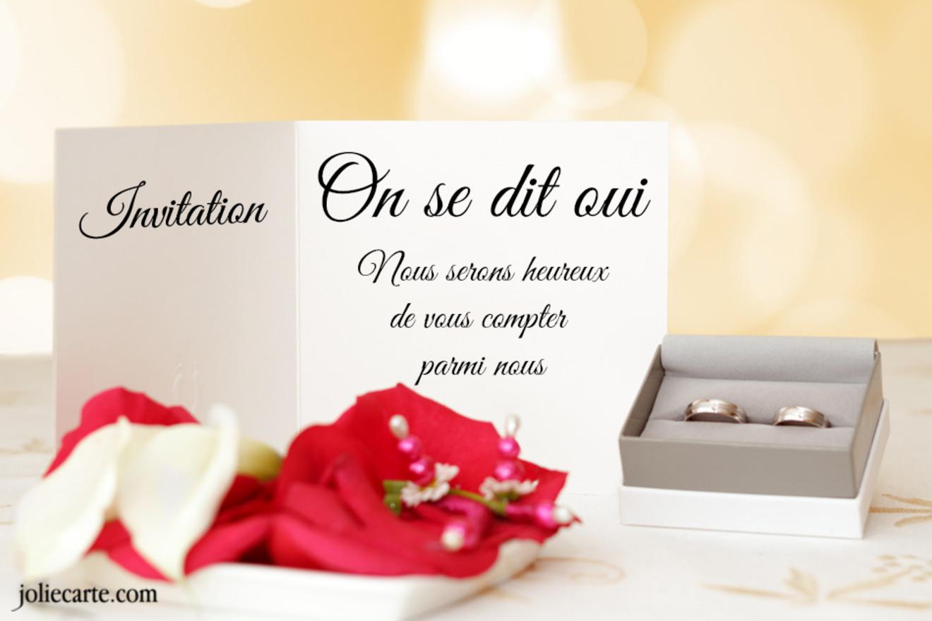 cartes virtuelles faire part mariage gratuit joliecarte