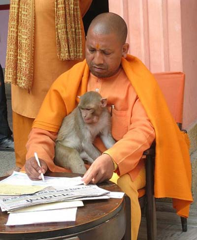 Yogi Adityanath facts