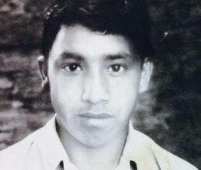 Yogi-Adityanath-in-younger-days