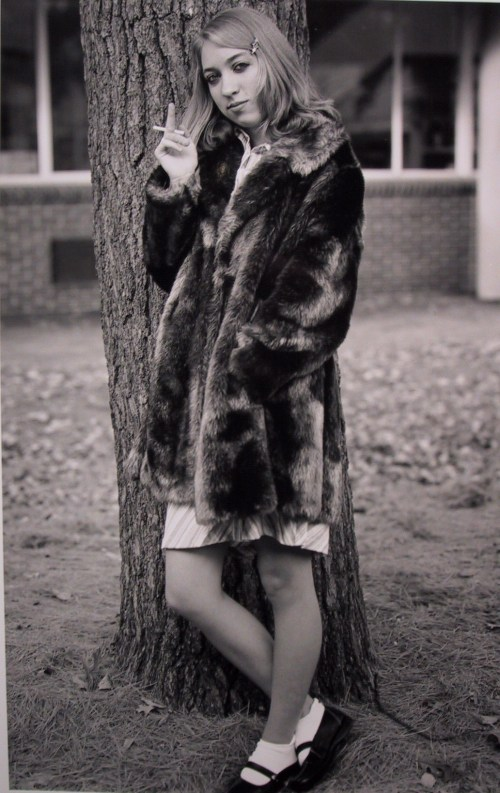 Fig. B1: The author as Margot Tenenbaum for Halloween in 2004