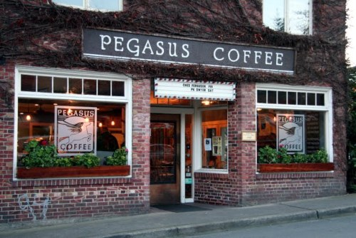 Pegasus Coffee