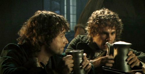 LOTR - The Return of the Brewmaster (1/2)