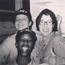 OLD SCHOOL: Navy Days with Gogo and Martin