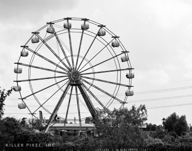 six flags: new orleans // 2011