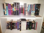 Yes, there are duplicates in this picture. There are never enough copies of The Lord of the Rings.