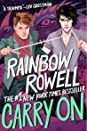 """""""Everything is a story"""" -Review of Carry On by Rainbow Rowell"""