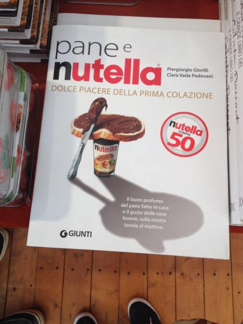 Because we need more ways to eat Nutella