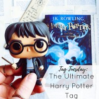 Tag Tuesday: The Ultimate Harry Potter Tag