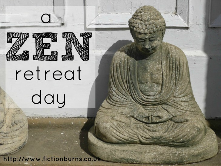 a zen retreat day