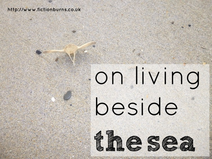on living beside the sea