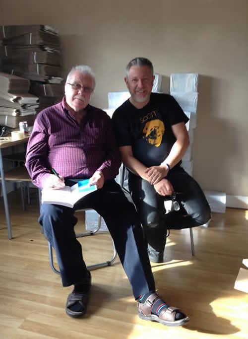 Derek and Dave