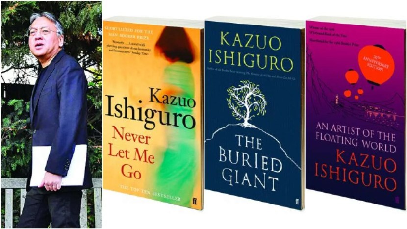 Kazuo Ishiguro | Noble Prize 2021 | fictionistic | Literature